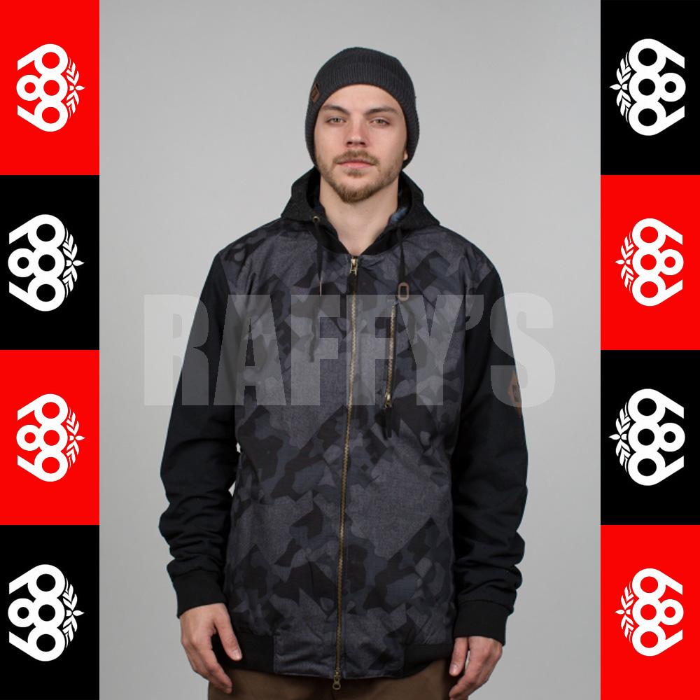 15-16 686 スノーボード メンズ ウェア PARKLAN Conspiracy Insulated Jacket ジャケット/686/15-16/ウエア/2016