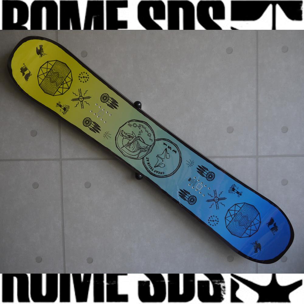 4-15 ROME ローム CHEAPTRICK AT 153cm/チープトリック/正規品