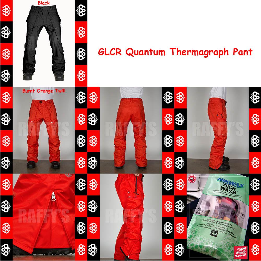 15-16 686 スノーボード メンズ ウェア GLCR Quantum Thermagraph Pant パンツ/686/15-16/ウエア/2016