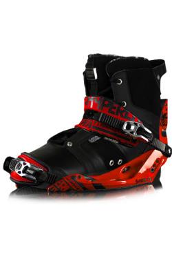 Byery バイリー2013 ブーツ セット System Binding Red 限定 システムビンディング