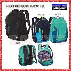 2015 PATAGONIA パタゴニア FALL FALL K's Refugio レフュジオ Pack 15L/キッズ/patagonia/パタゴニア/バックパック/デイバック