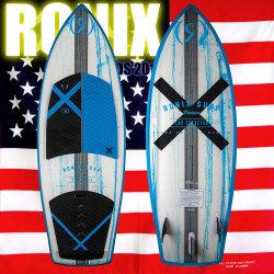 """ロニックス RONIX 2018 ウェイクサーフィン Hex Shell Thruster 5'1"""""""