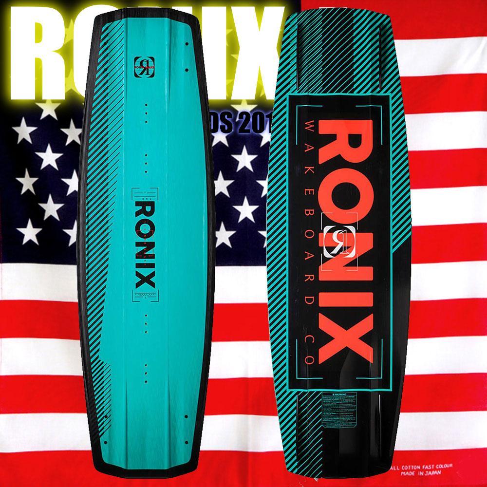 ロニックス RONIX 2018 ウェイクボード ONE TIME BOMB Core 134cm