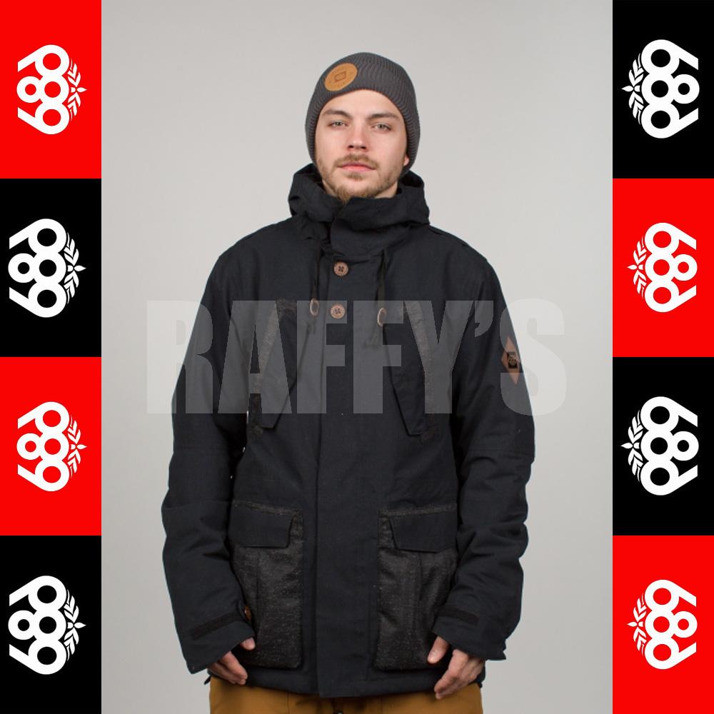 15-16 686 スノーボード メンズ ウェア PARKLAN Ritual Insulated Jacket ジャケット/686/15-16/ウエア/2016