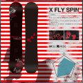 011 artistic 17-18 2018 ゼロワンワン X FLY SPIN エックスフライスピン 151cm