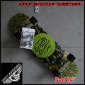 """GRAVITY グラビティ スケートボード POOL 34"""" スラスター2or3搭載 GREEN"""
