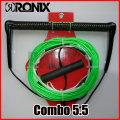 2017 ウェイクボード ハンドル&ライン セット RONIX ロニックス Combo 5.5