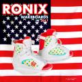2017 ウェイクボード 子供用 ブーツ RONIX ロニックス August Boot オーガスト