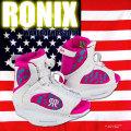 ロニックス RONIX 2018 ウェイクボード 子供用 オーガスト ブーツ August Boot