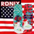 2017 ウェイクボード 子供用セット RONIX ロニックス Ausust 120cm+August Boot US:2-6