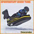 スノーチューブ・エアーチューブ 雪遊び 雪そり スノーボート SPORTSSTUFF DESCENDER Sled