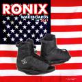 2017 ウェイクボード ブーツ RONIX ロニックス Divide Boot ディヴァイド