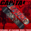 15-16 CAPITA キャピタ スノーボード Defenders Of Awesome D.O.A 156cm ディフェンダーズ オブ オウサム/capita/15-16/2016