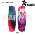 HYPERLITE ハイパーライト 2016 ウェイクボード レディース Eden エデン 130cm