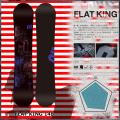 011 artistic 17-18 2018 ゼロワンワン FLAT KING フラットキング 148cm