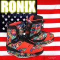ロニックス RONIX 2018 ウェイクボード ブーツ フランク ブーツ Frank Boot