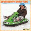 スノーチューブ・エアーチューブ 雪遊び 雪そり スノーボート SPORTSSTUFF GIZMO Snow Tube