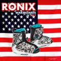 2017 ウェイクボード レディース ブーツ RONIX ロニックス Halo Boot US:6-8.5(22-24.5cm)