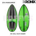 "RONIX ロニックス 2016 ウェイクサーフィン Hex Shell Skate Skimmer 4'9"" 144.78cm"