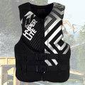 ウェイクボード ライフジャケット HYPERLITE ハイパーライト 2015  INdy Neo Vest Gray 送料無料