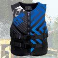 ウェイクボード ライフジャケット HYPERLITE ハイパーライト 2015  INdy Neo Vest Black/Blue 送料無料