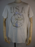 送料無料!!【JUNK FOOD】 ジャンクフード Tシャツ ドナルドダック ディズニー メンズ 半袖 WD680