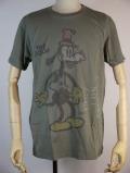 送料無料!!【JUNK FOOD】 ジャンクフード Tシャツ ディズニー グーフィー メンズ 半袖 WD683