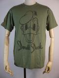 送料無料!!【JUNK FOOD】 ジャンクフード Tシャツ ドナルドダック ディズニー メンズ 半袖 WD221