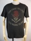 送料無料!!【JUNK FOOD】 ジャンクフード Tシャツ THE FRASH  ザ・フラッシュ メンズ 半袖 D2016