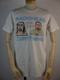 送料無料!!【JUNK FOOD】 ジャンクフード Tシャツ RADIOHEAD レディオヘッド メンズ 半袖 RH017