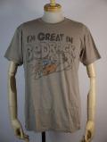 送料無料!!【JUNK FOOD】 ジャンクフード Tシャツ 原始家族フリントストーン THE FLINTSTONES メンズ 半袖 FL177