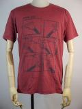 送料無料!!【JUNK FOOD】 ジャンクフード Tシャツ SCENE 003  メンズ 半袖 J5034
