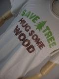 送料無料!!【JUNK FOOD】 ジャンクフード Tシャツ SAVE TREE メンズ 半袖 J2516