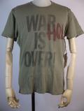 送料無料!!【JUNK FOOD】 ジャンクフード Tシャツ WARHOL IS OVER メンズ 半袖 J5053