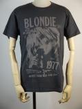 送料無料!!【JUNK FOOD】 ジャンクフード Tシャツ BLONDIE ブロンディ メンズ 半袖 BL009