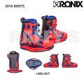 RONIX ロニックス 2016 Limelight Boot ライムラト ウェイクボード レディース ブーツ