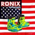 2017 ウェイクボード レディース ブーツ RONIX ロニックス Limelight Boot ライムライト