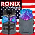 2017 ウェイクボード レディース ライフジャケット RONIX ロニックス LimeLight Capella