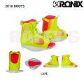 RONIX ロニックス 2016 Luxe Boot ウェイクボード レディース ラックス ブーツ