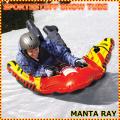 スノーチューブ・エアーチューブ 雪遊び 雪そり スノーボート SPORTSSTUFF MANTA RAY