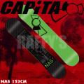 15-16 CAPITA キャピタ スノーボード NAS ナス 153cm/capita/15-16/2016