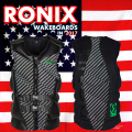 2017 ウェイクボード ライフジャケット RONIX ロニックス One Capella Life Vest Black/Flash