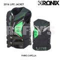 RONIX ロニックス 2016 Parks Capella Front Zip CGA Life Vest ライフジャケット ベスト