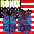 ロニックス RONIX 2018 ウェイクボード ライフジャケット Party Athletic Cut Impact Jacket