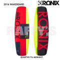 RONIX ロニックス 2016 Quarter 'Til Midnight 130cm レディース [ウェイクボード] ronix/ロニックス/2016