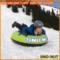 スノー・エアーチューブ 雪遊び 雪そり スノーボート SPORTSSTUFF SNO-NUT Snow Tube 手動ポンプ付