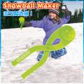 雪玉 製造機 雪合戦 雪遊び スノーボールメーカー