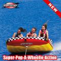トーイングチューブ SPORTSSTUFF SUPER POPA WHEELIE 3人乗り スポーツスタッフ スーパーポパウイリー