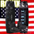 ロニックス RONIX 2018 ウェイクボード セット Vault 139+Divide Boot