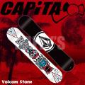 15-16 CAPITA キャピタ ボルコム スノーボード VOLCOM STONE 158cm